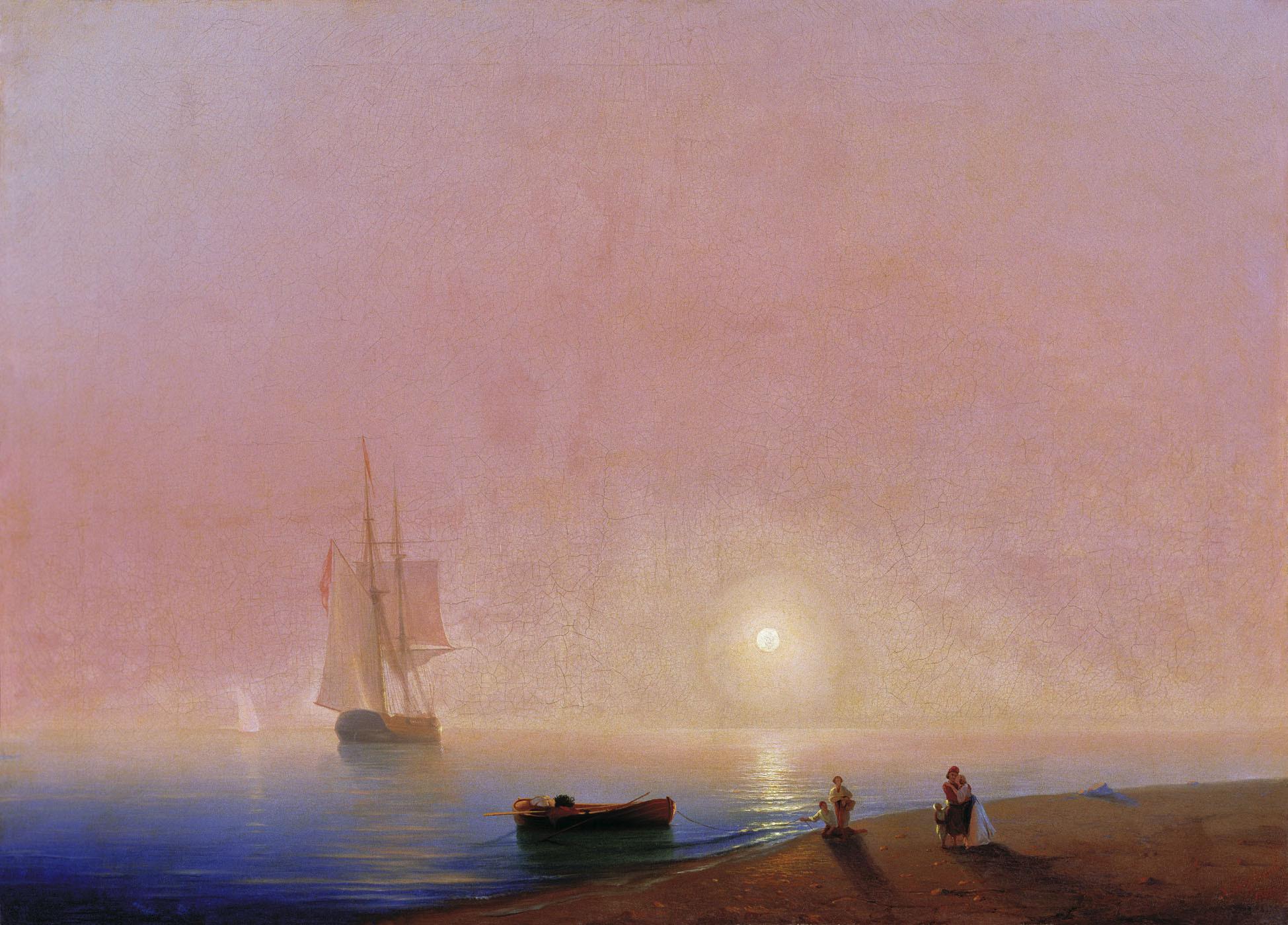 The Farewell, 1869